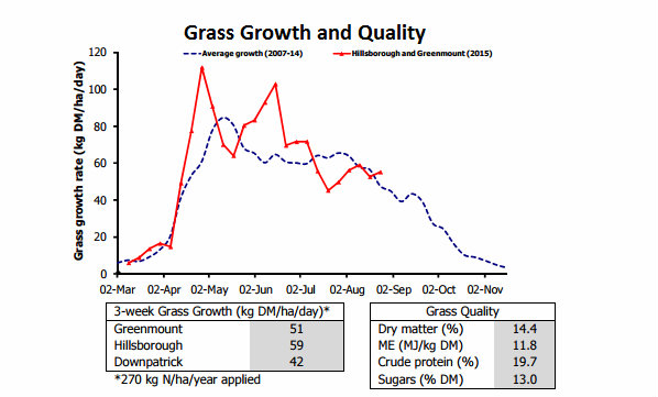 Grass Growth 600 NI